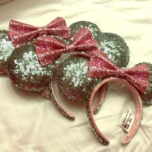 Minnie Mouse Handband
